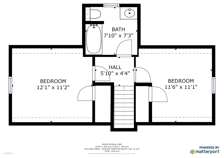 62 Woodlawn Avenue Floor Plans