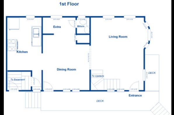 32 Maple Street Apartments, 4 Bedroom House (Photo 3)
