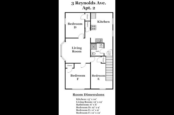 3 Reynolds Ave, 3 Reynolds Apt 2 (Photo 2)