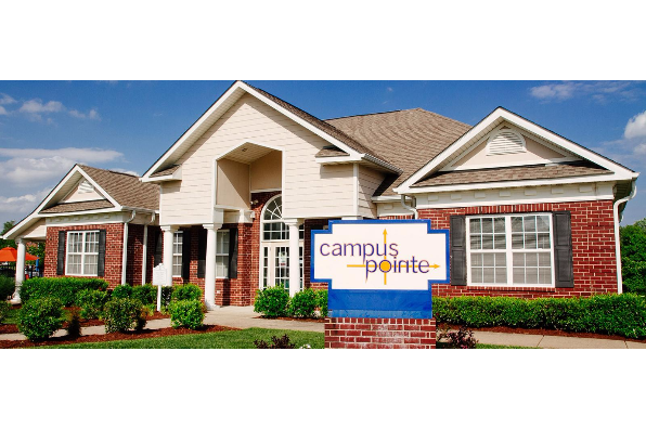 Campus Pointe Apartments, 2 bedroom 2 bathroom Furnished (Photo 1)