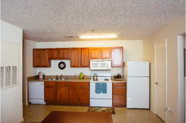 Campus Pointe Apartments, 2 bedroom 2 bathroom Furnished (Photo 5)