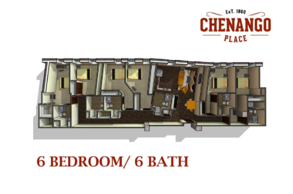 Chenango Place, 6 Bedroom 6 Bath (Photo 3)
