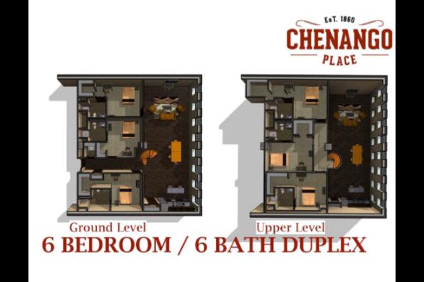 Chenango Place, 6 Bedroom 6 Bath (Photo 2)