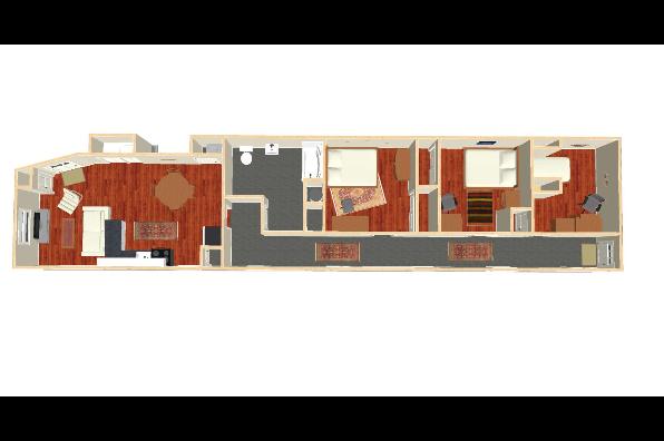 248 W Main St, 3 Bedroom (Photo 2)