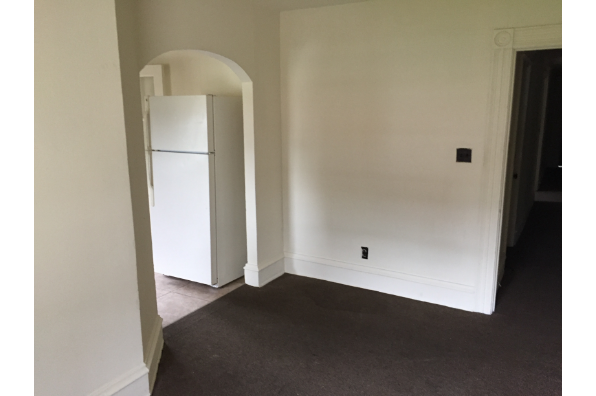 149 East Main Street, 2nd Floor 3 Bedroom and 1 Bath with high ceilings and tons of closets.  Every bedroom has a closet and each bedroom has a dead bolt on the bedroom door (Photo 4)