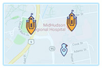 1103 Madison, 3 Bedroom 1.5 Bath Map